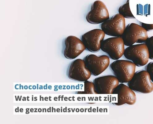 chocolade gezond