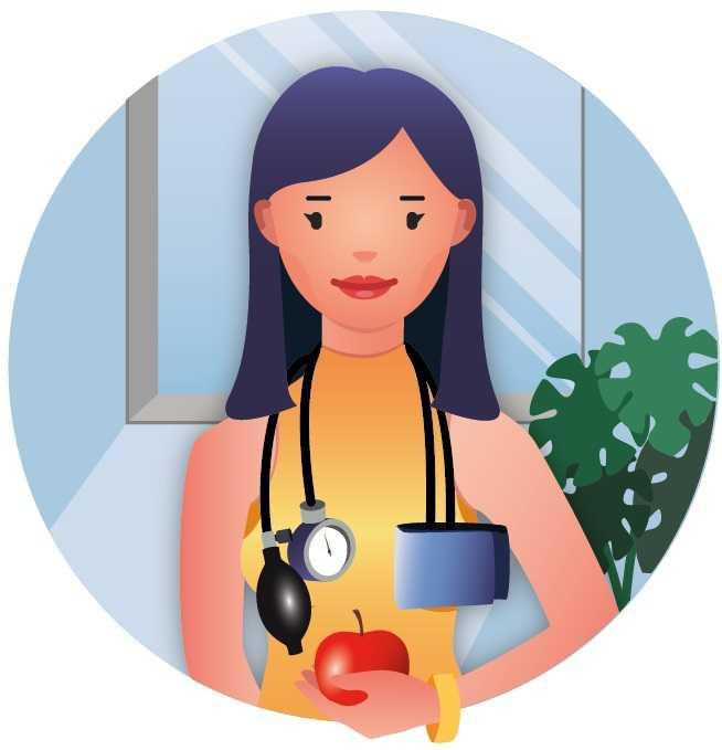 health check gezondheidscheck