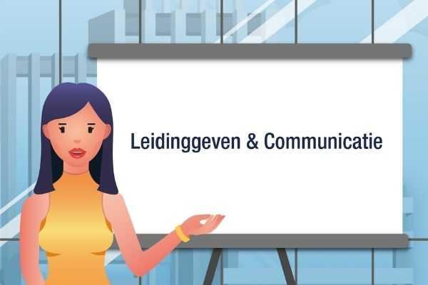 leidinggeven en communicatie