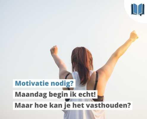 motivatie nodig