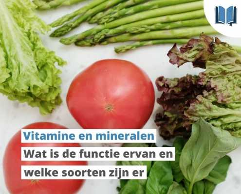 vitamine en mineralen